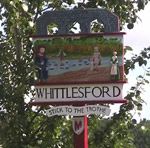whittlesford-sign
